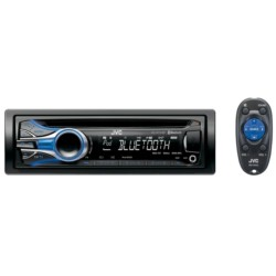 jvc kd r721bt new 2011 car stereo built in bluetooth. Black Bedroom Furniture Sets. Home Design Ideas