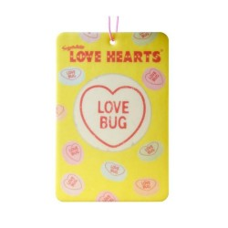 Retroscent Car Air Fresheners Love Hearts
