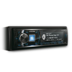 Alpine Car Audio Systems CDE-178BT