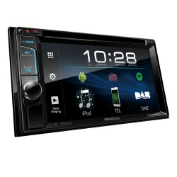 Kenwood Car Audio DDX-4018DAB