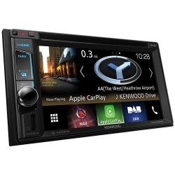 Kenwood Car Audio DNX451RVS