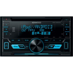 Kenwood Car Audio DPX3000U