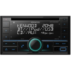 Kenwood Car Audio DPX-5200BT