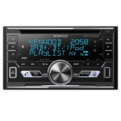 Kenwood Car Audio DPX-7100DAB