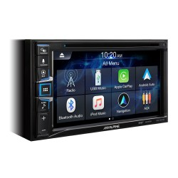 Alpine Car Audio Systems INE-W611DC