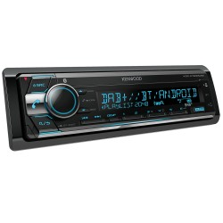 Kenwood Car Audio KDC-X7200DAB