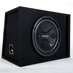 Kenwood Car Audio KFC-PS2517W+BX10PL+IPA8701D+JWTRU81
