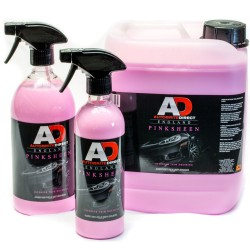 Autobrite Car Care Pink Sheen