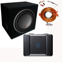 Alpine Car Audio Systems RW12D4+BX12S+JWTRU42PS+R-A75M