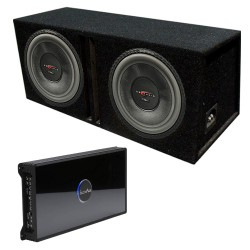 DB Audio Systems TREX15 + IPA4001D + BS215S