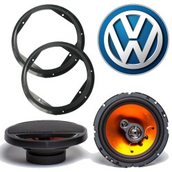 Juice Car Audio JS653 VW Golf MK5 Speaker Upgrade