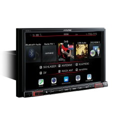 Alpine Car Audio Systems X803D-U