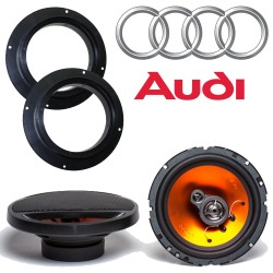 Juice Car Audio JS53 Audi A3 Speaker Upgrade