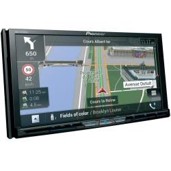 Pioneer AVIC-Z810DAB WiFi Apple CarPlay, Wireless Mirroring
