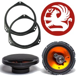 Juice JS63 Vauxhall Corsa C Speaker Upgrade