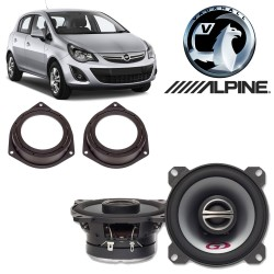 Alpine Car Audio Systems SPG10C2