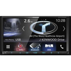 Kenwood Car Audio DNX-7170DABS