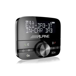 Alpine Car Audio Systems EZi-DAB-BT