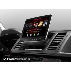 Alpine Car Audio Systems iLX-F903D