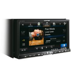 Alpine Car Audio Systems INE-W987D