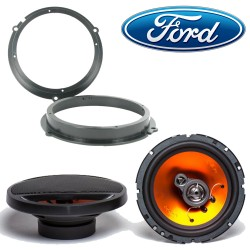Juice Car Audio JS63 Ford Fiesta Speaker Upgrade
