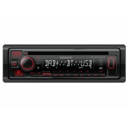 Kenwood Car Audio KDC-BT450DAB
