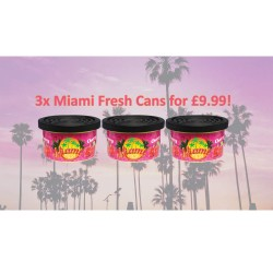 Miami Fresh MFC3