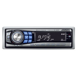 Alpine Car Audio Systems CDE9850RI