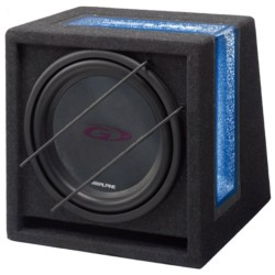 Alpine Car Audio Systems SBG-844BR