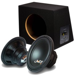 Juice Car Audio BX12ACT + JS12