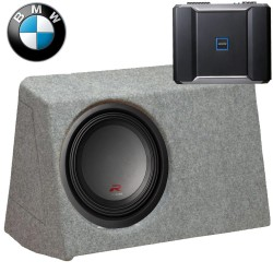Alpine Car Audio Systems SUBBOX-BMW3-E90+RW12D4