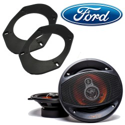 Juice Car Audio JS63 Ford Focus Speaker Upgrade