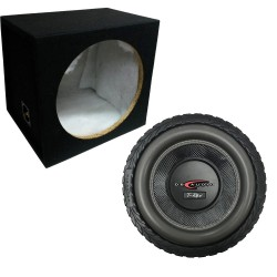 DB Audio Systems BX10S+TREX10