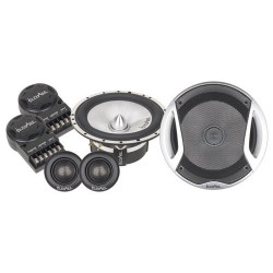 In Phase Car Audio XT6C-II
