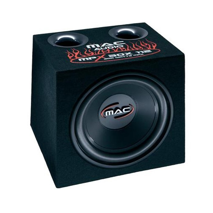 Enclosed Subwoofers Audiovox MPXBox112