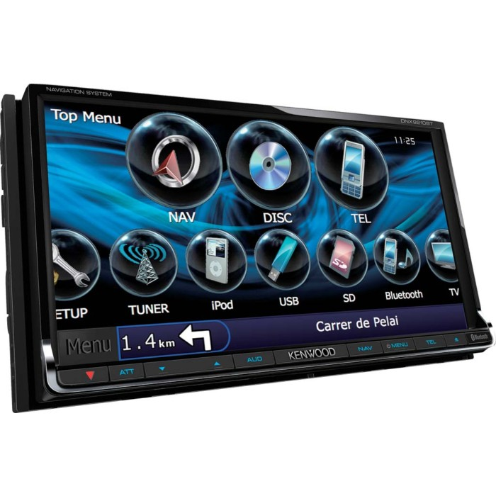Fixed Sat Nav Kenwood DNX-9210BT 1