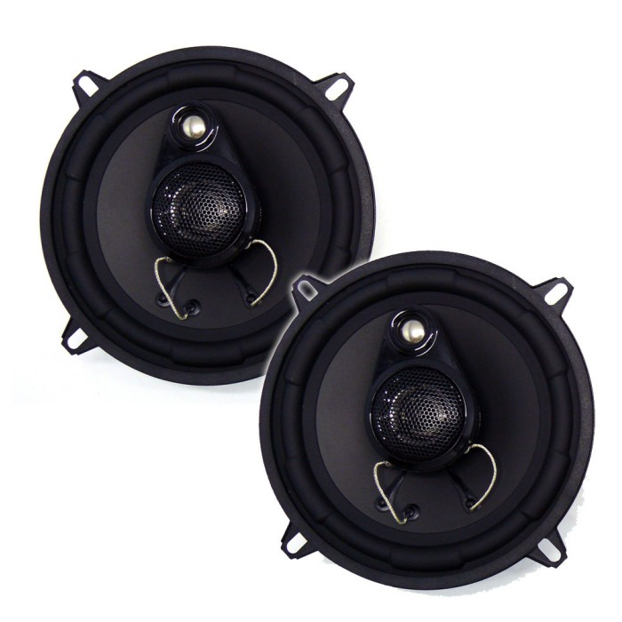 Car Speakers In Phase Car Audio SXT1335