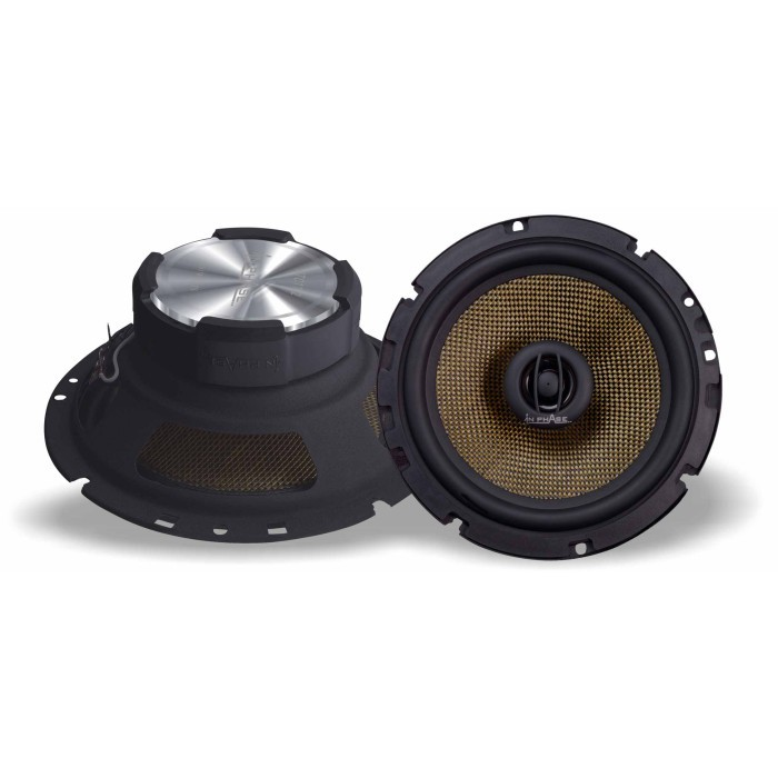 Car Speakers In Phase Car Audio XTC17.2 1