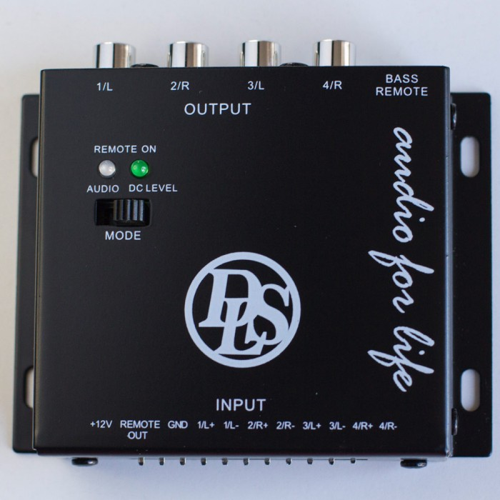Amplifier and Wiring Kits DLS CA-HLC4.2 1