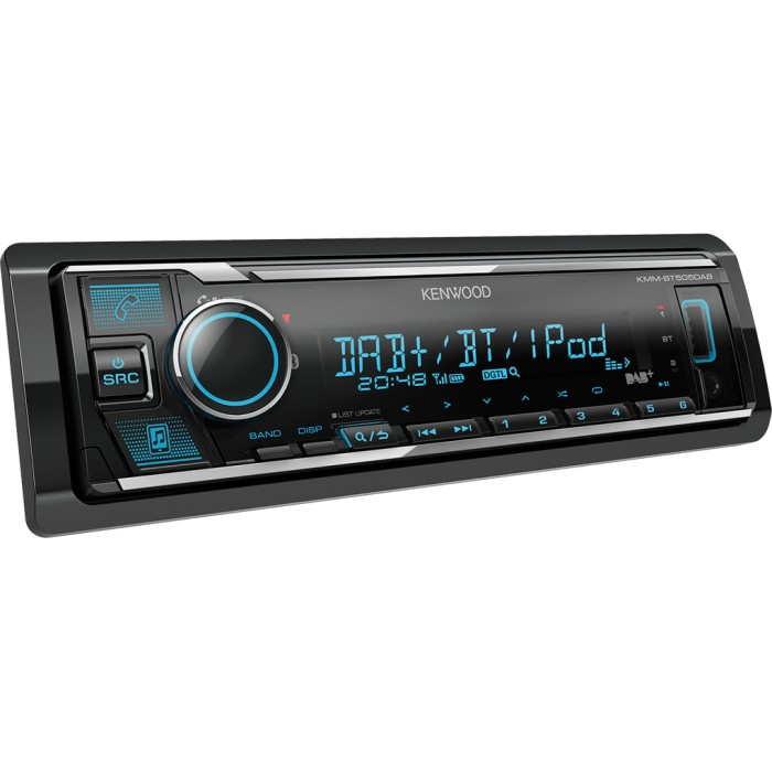 Bluetooth Compatible Kenwood Car Audio KMM-BT505DAB 2