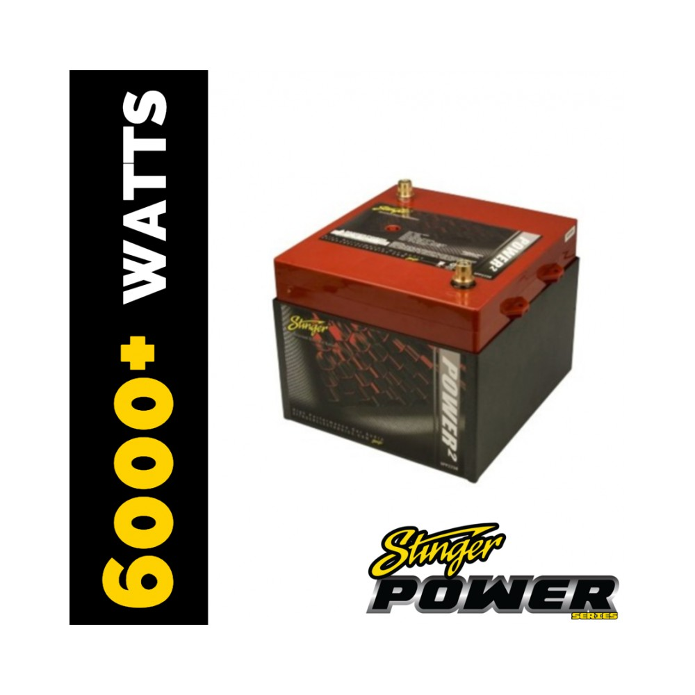 Batteries and Power Capacitors Stinger SPP2250