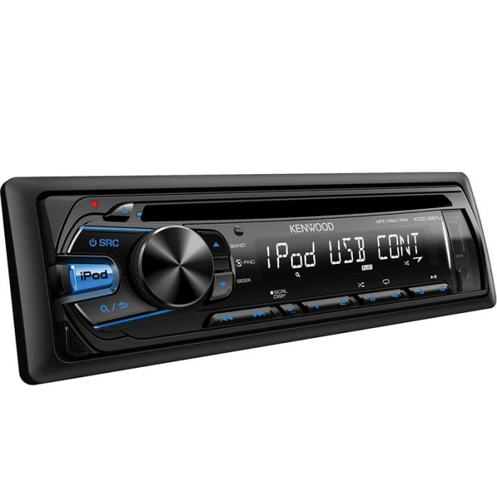 Aux in Kenwood KDC-264UB