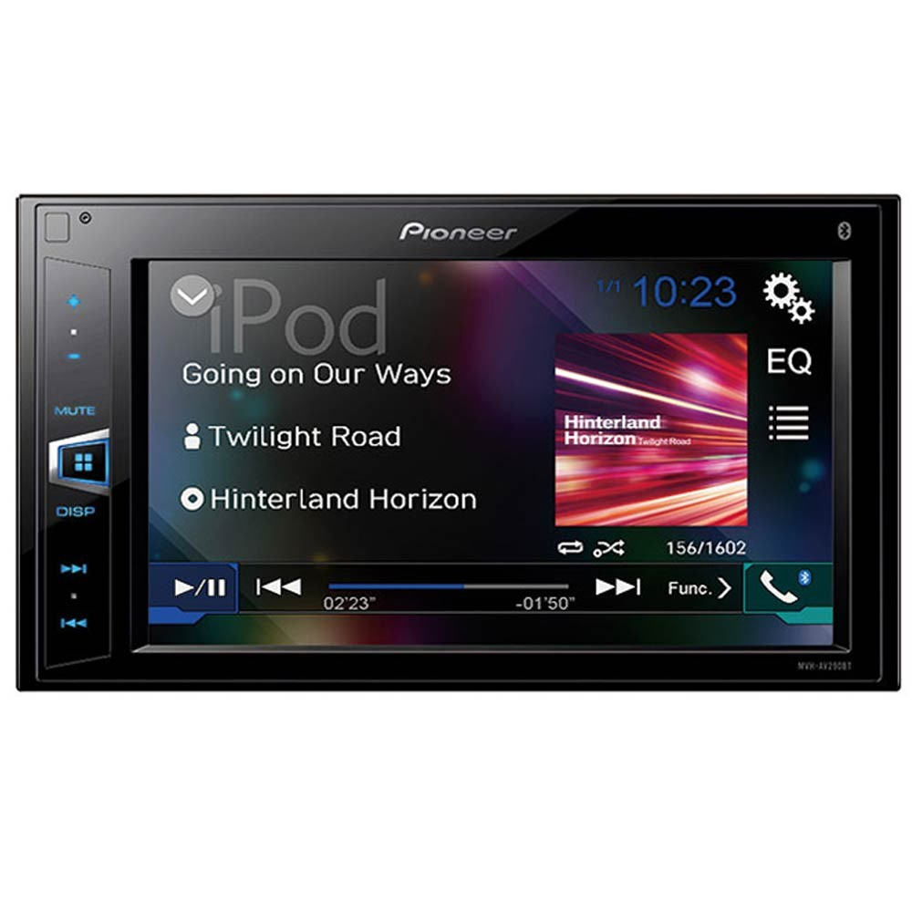 Double din screen Pioneer MVHAV290BT