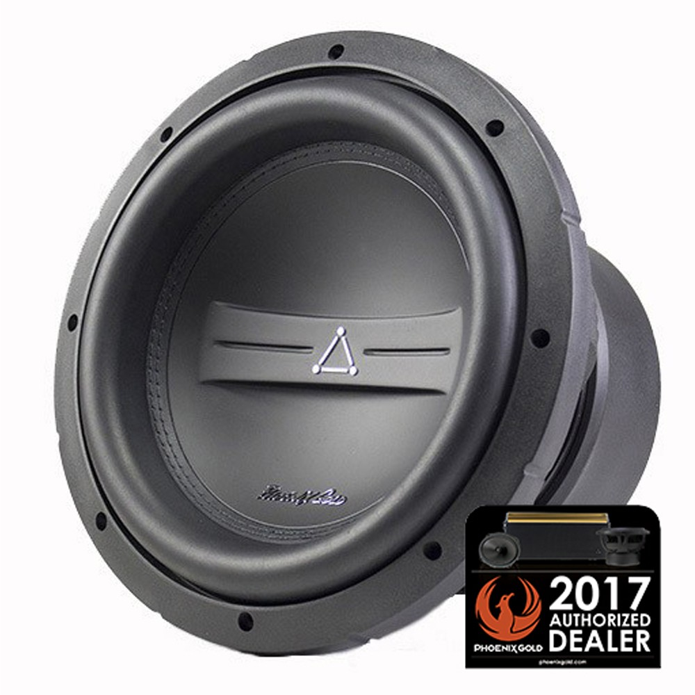 Sub Woofers Phoenix Gold Audio Ti310D4
