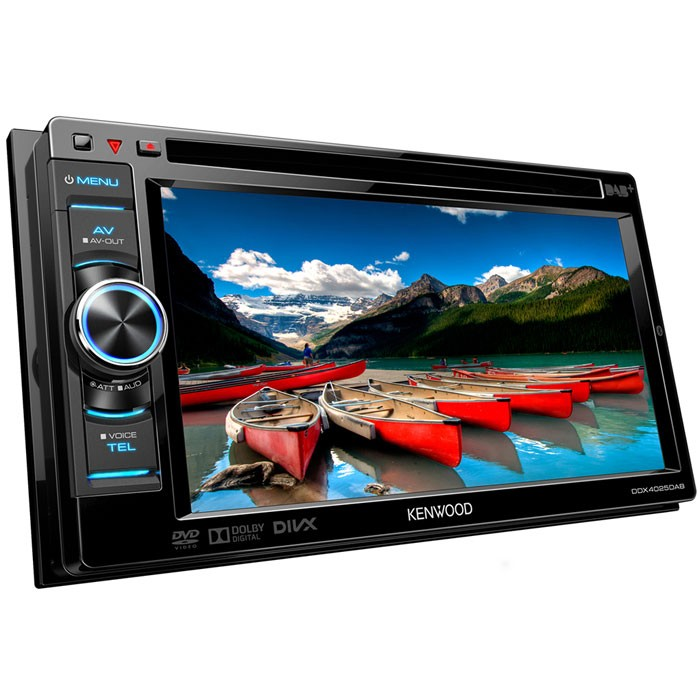 Double din screen Kenwood DDX-4025DAB 1