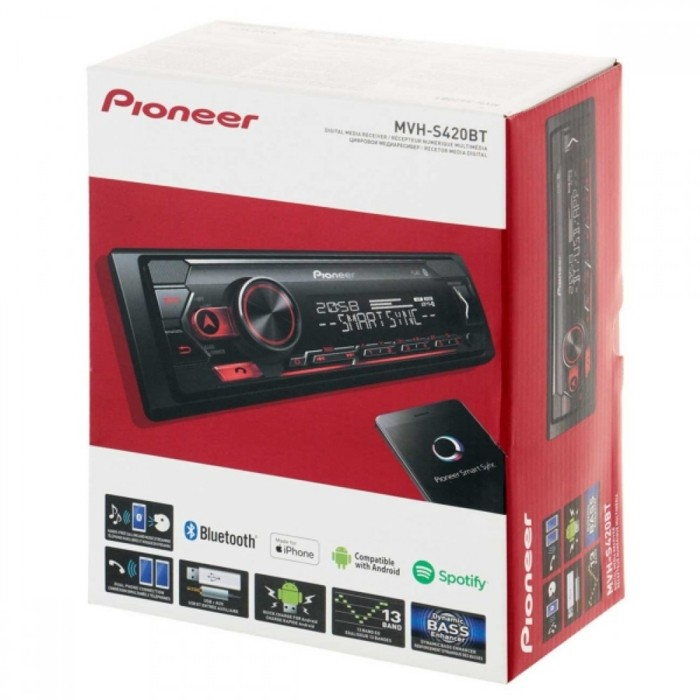 Car Speakers JVC CS-J420X
