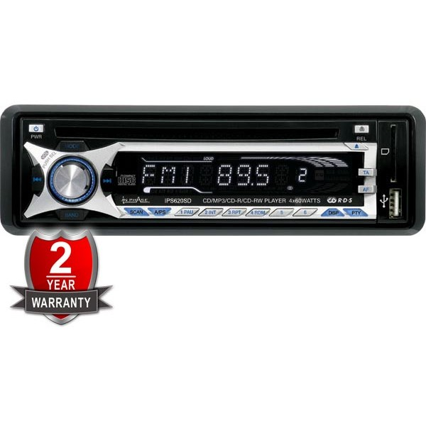 CD/MP3 Player In Phase IPS620SD