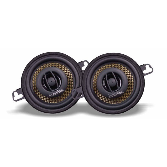 Car Speakers In Phase Car Audio XTC87.2