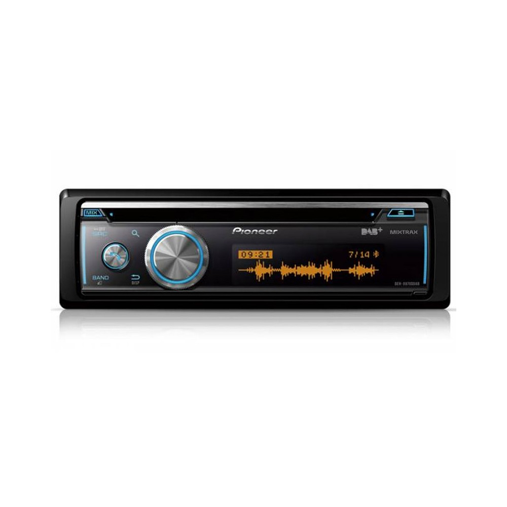 CD/MP3 Player Pioneer DEH-X8700DAB
