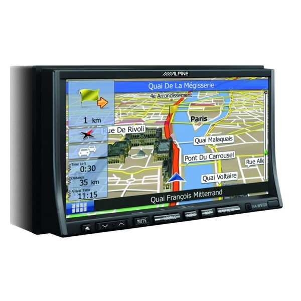 Fixed Sat Nav Alpine INA-W910R